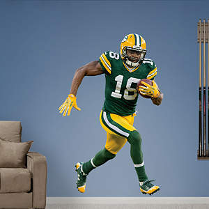 Randall Cobb - No. 18 Fathead Wall Decal